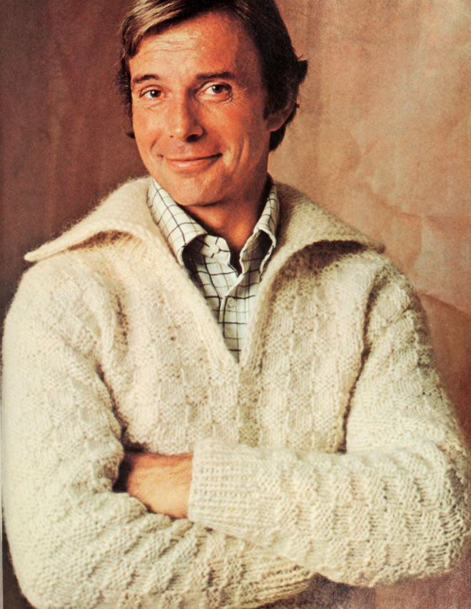 How to Knit Cold Weather Sweater